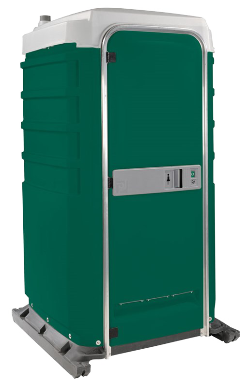 Green Fleet Porta Potty Image
