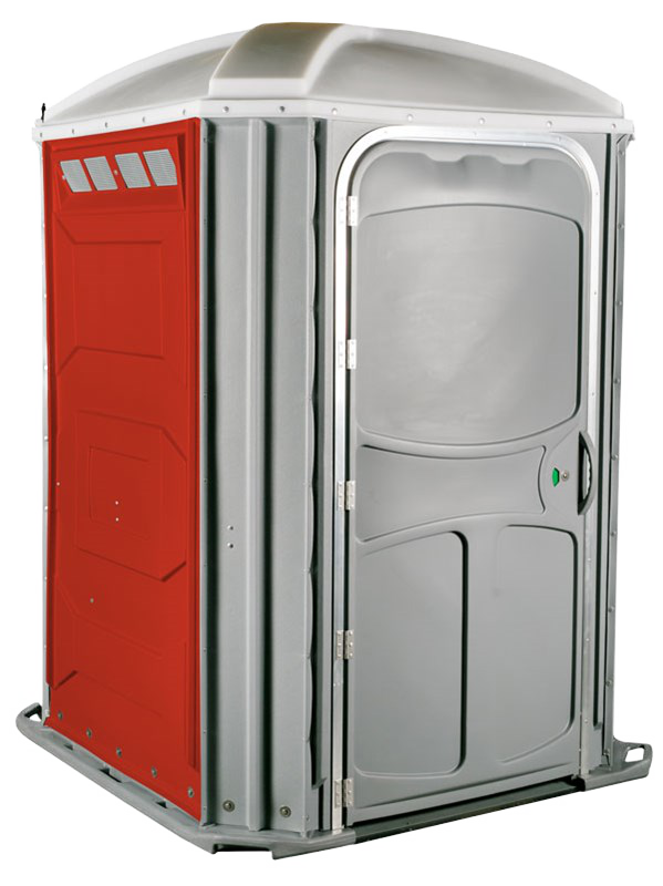 Red Comfort XL Porta Potty Image